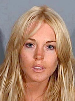 Celebrity news: Lindsay Lohan arrested for driving under the influence of alcohol and cocaine possession in LA