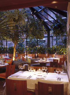Marie Claire Restaurant Review: Chutney Mary Conservatory