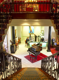 Marie Claire Hotel Review: Cannizaro House