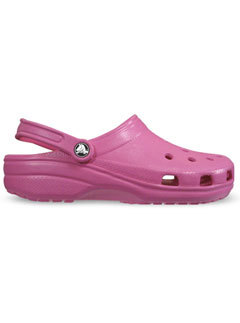 Marie Claire fashion news: The success of Crocs rubber clogs leads to plastic clothing range