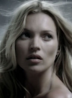 Marie Claire celebrity news: Kate Moss fragrance video