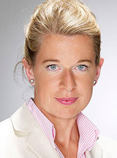 Katie Hopkins from The Apprentice