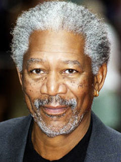entertainment news morgan freeman to play nelson mandela in new movie. Black Bedroom Furniture Sets. Home Design Ideas