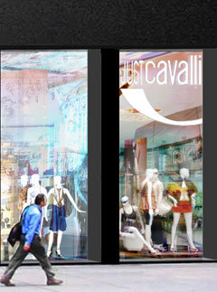 Marie Claire Fashion News: Just Cavalli new New York store