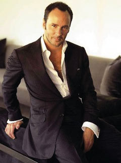Tom Ford launches luxury menswear line