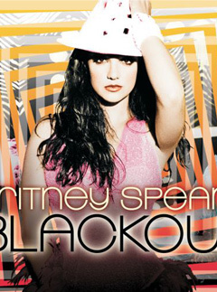 Marie Claire celebrity news: Britney Spears new album cover