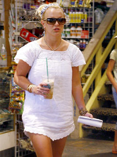 Marie Claire celebrity photos: Britney Spears