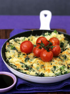 Marie Claire news: Bubble and squeak