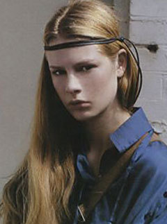 Marie Claire news: Chloe Hayward is the new face of Topshop