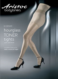 Marie Claire news: Aristoc Hourglass toner tights