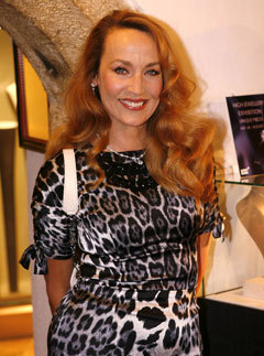 Marie Claire news: Jerry Hall: Rex Features