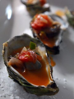 Marie claire news: Oysters