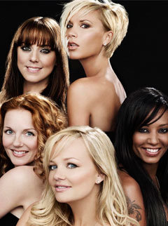 Marie Claire Blog: Spice Girls reunite for photo shoot