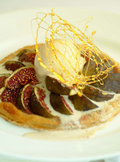 Marieclaire recipes: Fig Tart