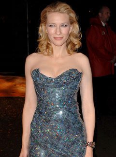 Marie Claire news: Cate Blanchett at the premiere of Elizabeth: The Golden Years