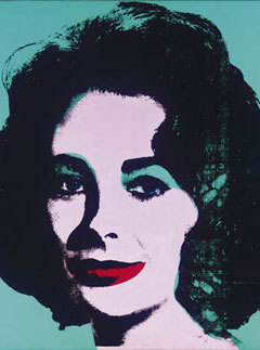Marie Claire news: Hugh Grant sells Andy Wharhol painting of Liz Taylor for $21 million