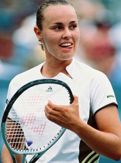 Marie Clarie news: Martina Hingis quits tennis over positive drug test
