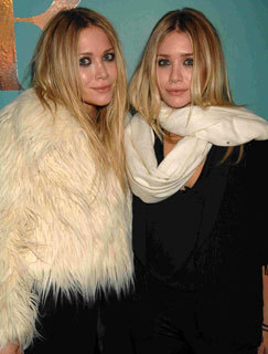 Marie Claire gallery: Who, What, Wear: Mary Kate and Ashley Olsen