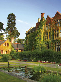 Pennyhill park hotel and the spa for Penny hill