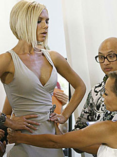 Marie Claire celebrity news: Victoria Beckham stars as herself in Ugly Betty