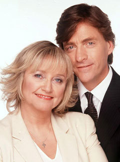 Marie Claire celebrity photo: Richard and Judy