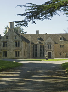Marie Claire Travel News: Chevenage House in  the Cotswolds