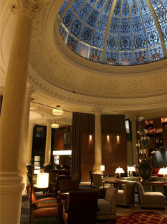Marie Claire Reviews: Threadneedle Hotel