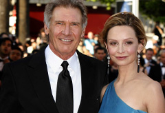 Marie Claire Celebrity News: Harrison Ford and Calista Flockhart