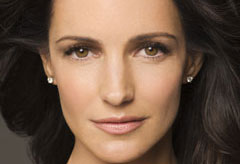 Kristin Davis in an exclusive photoshoot for Marie Claire