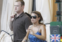 Marie Claire Celebrity News: Wayne Rooney and Coleen McLoughlin
