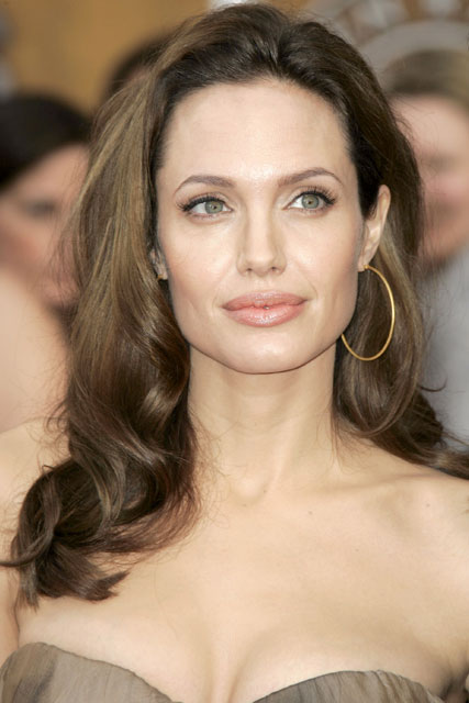Marie Claire red carpet photos: Angelina Jolie, SAGS