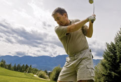 Marie Claire health news: Golf