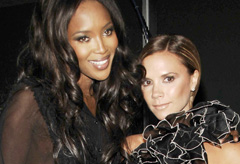 Marie Claire News: Naomi and Victoria