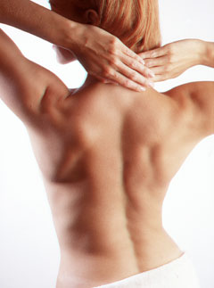 Marie Claire Health: Neck and back pain
