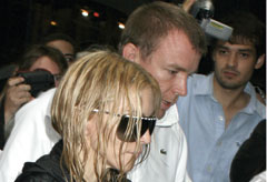 Marie Claire Celebrity News: Madonna and Guy Ritchie