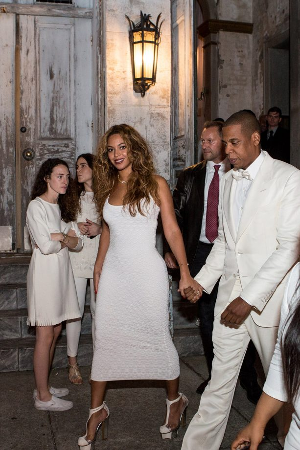 Celebrity Wedding Guests What The A List Wears To Weddings