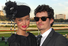 Marie Claire News: Orlando Bloom