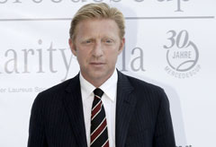 Marie Claire Celebrity News: Boris Becker