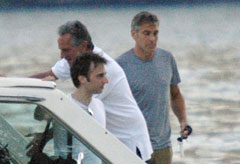 Marie Claire Celebrity News: George Clooney