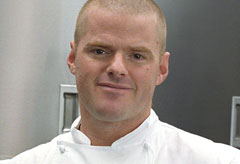 Marie Claire news: Heston Blumenthal