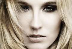 Marie Claire fashion - Britain's missing top model winner Kelly Knox