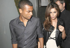 Marie Claire Celebrity News: Ashley and Cheryl Cole