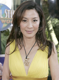 Marie Claire Reviews:Michelle Yeoh