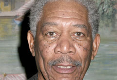 Marie Claire Celebrity News: Morgan Freeman