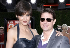 Marie Claire Celebrity News: Tom Cruise and Katie Holmes