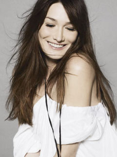 Marie Claire Celebrity Interviews: Carla Bruni