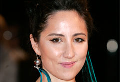 KT Tunstall at the Brit Awards 2008