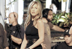 Marie Claire Celebrity News:  Jennifer Aniston in 30 Rock