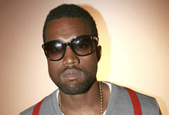 Marie Claire Celebrity News: Kanye West