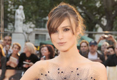 Marie Claire Celebrity News: Keira Knightley